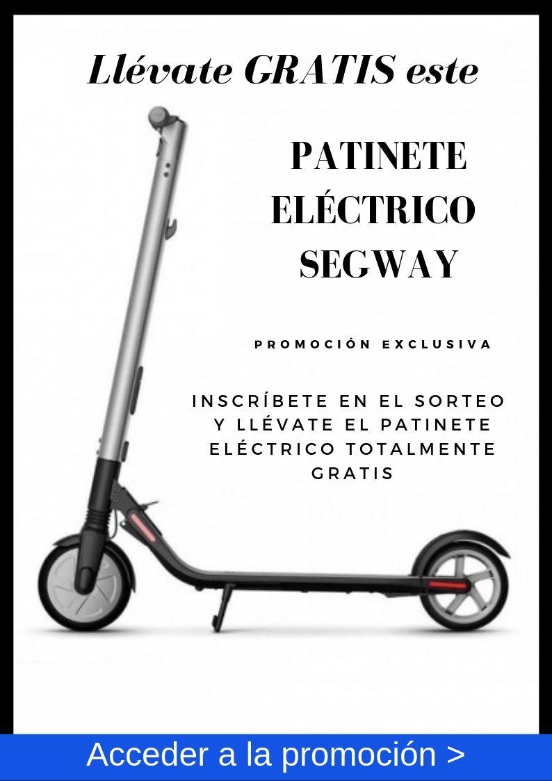 patinete electrico segway